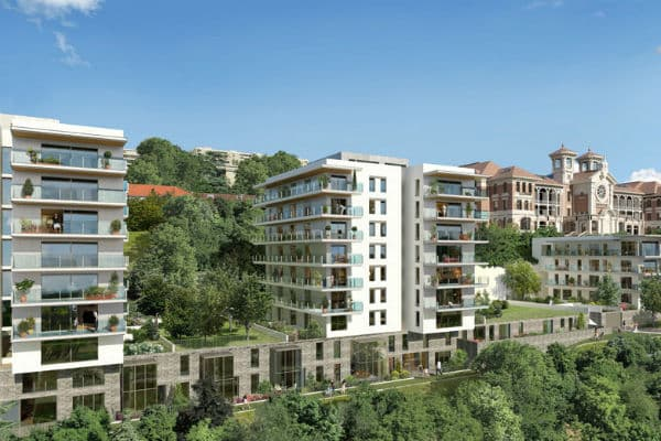 Programmes immobiliers neufs, Lyon